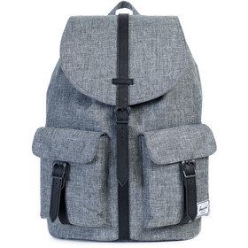 Herschel Dawson Backpack raven crosshatch/black